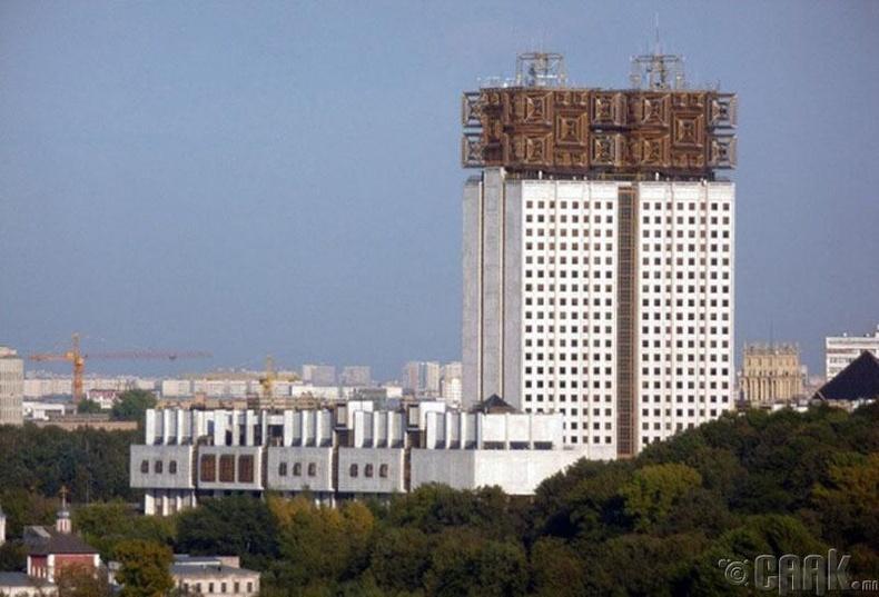ОХУ-ын шинжлэх ухааны акедеми, Москва