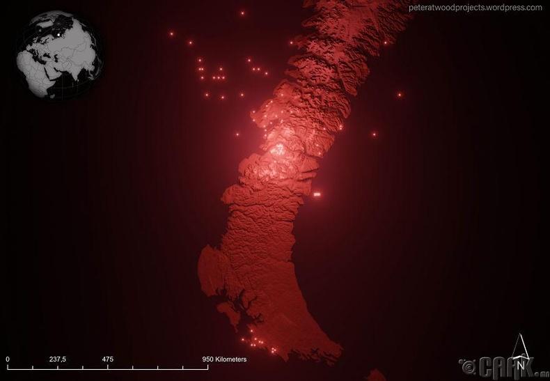 Новая Земля арал дээрх туршилтын төв