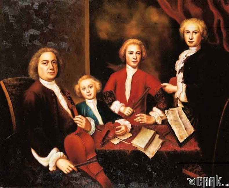 Иоганн Себастьян Бах (Johann Sebastian Bach)