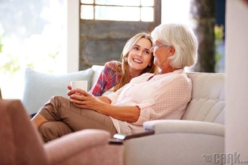 Настай хүмүүстэй ярилц
