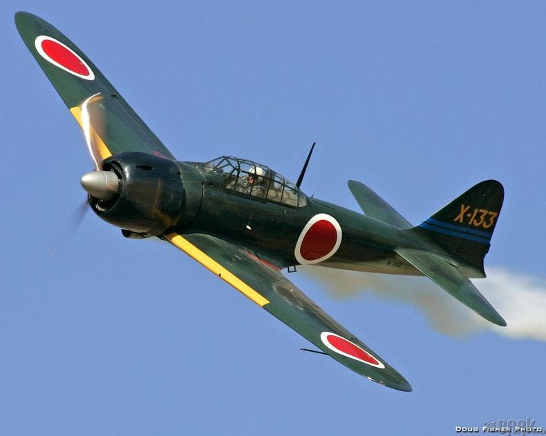 """Mitsubishi Zero"" (Японы эзэнт гүрэн)"