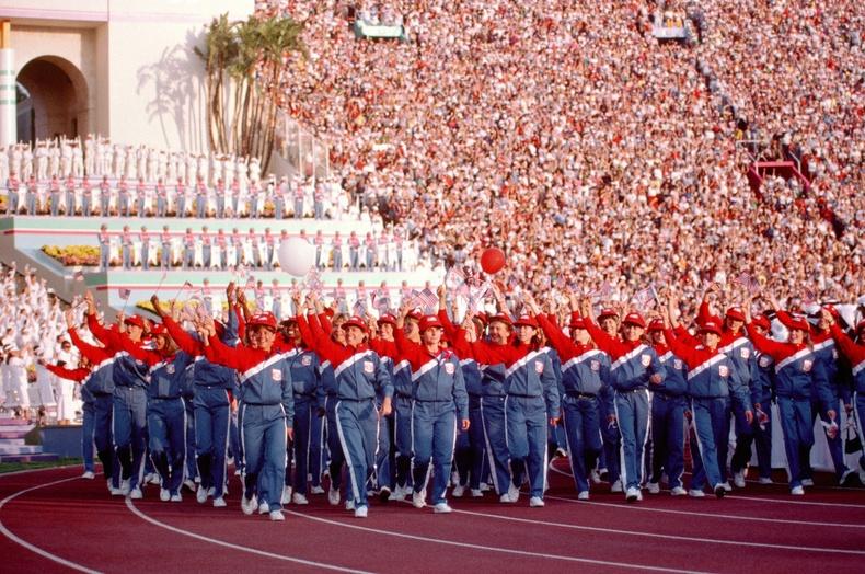 1984 оны Лос Анжелесын Олимп