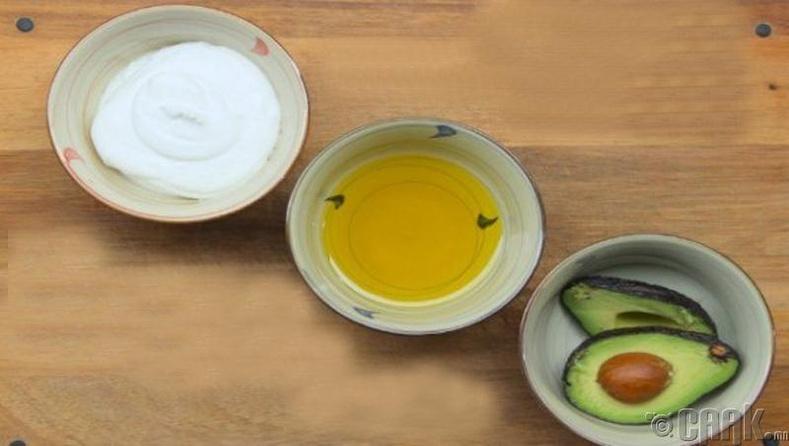 Авокадо болон оливийн тос