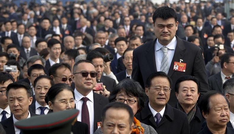 Хятадын хүн ам хэчнээн их болохыг гэрчлэх зургууд