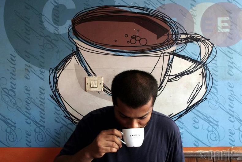 Бага зэрэг кофе уу