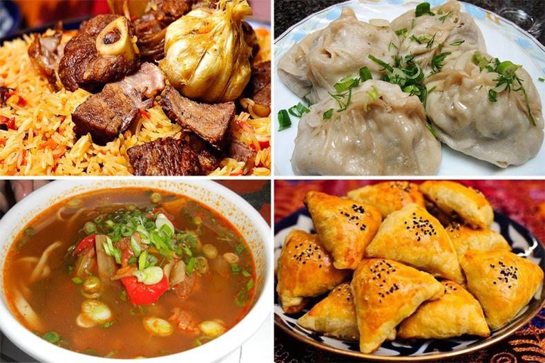 Хамгийн амттай Узбек хоолнууд