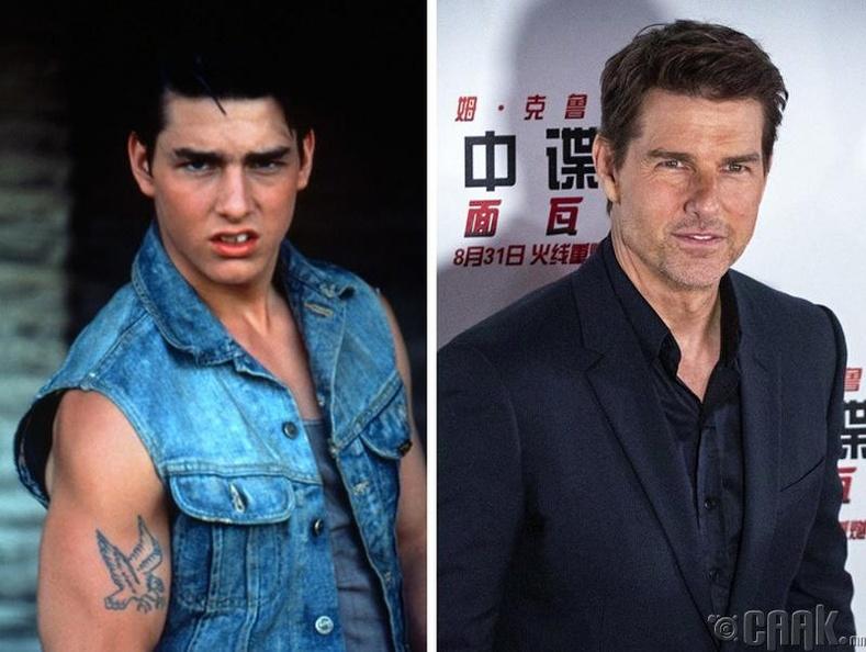 Том Круз (Tom Cruise) - Одоо 56 настай