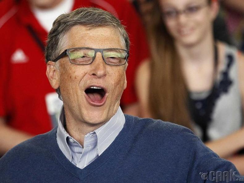 """""""Microsoft"""" хурдацтай хөгжих үед тэрээр:"""