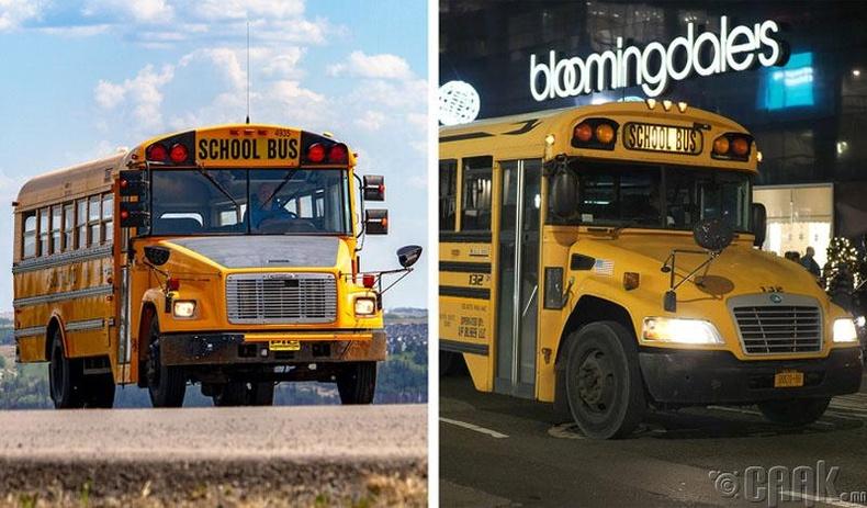 Сургуулийн автобус