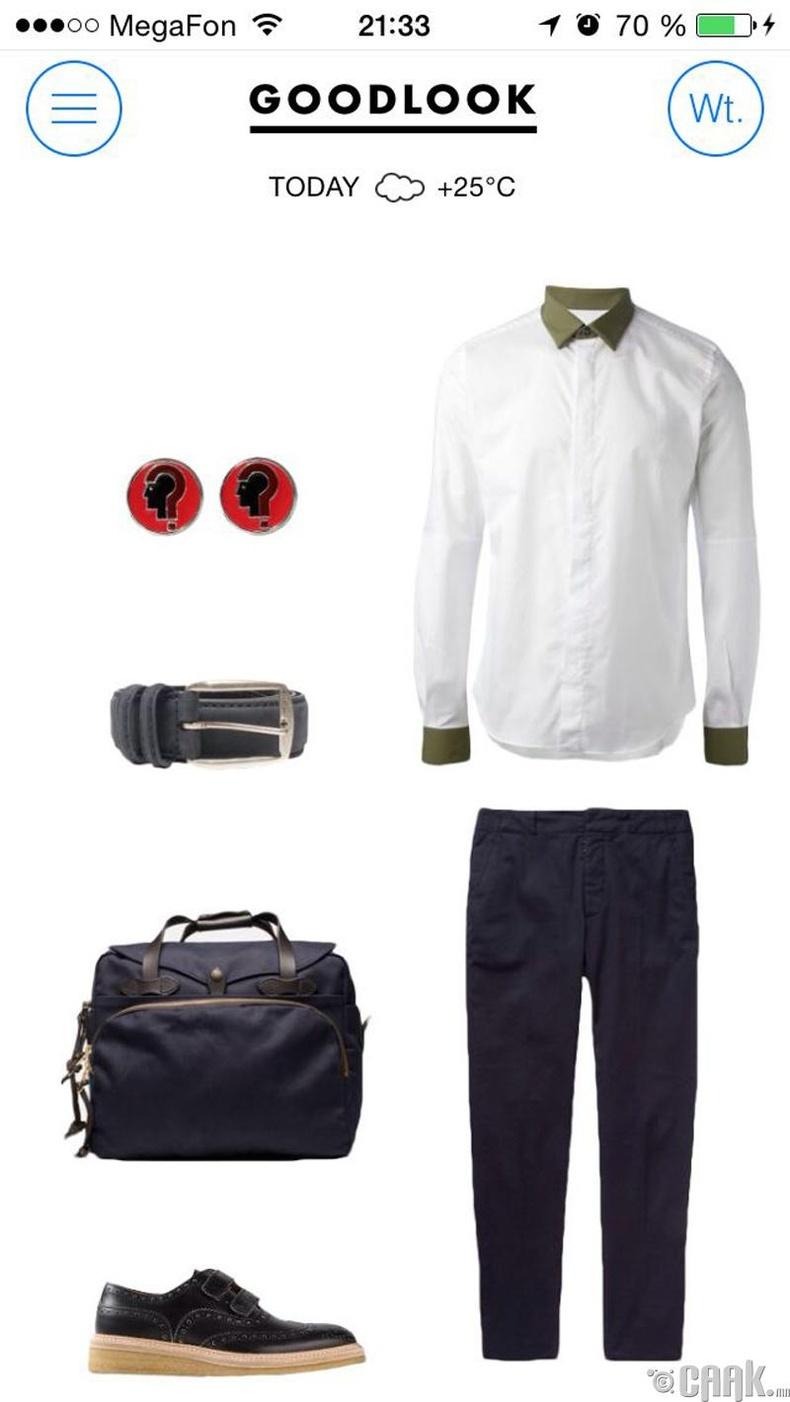 """""""Goodlook"""" хувцас, загварын зөвлөгч"""