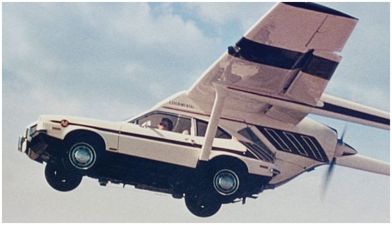 XX зуунд нисдэг машин бүтээж байжээ