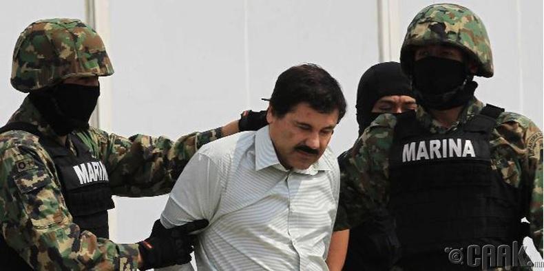 Хамгийн өндөр хамгаалалттай хоригдол - Эл Чапо