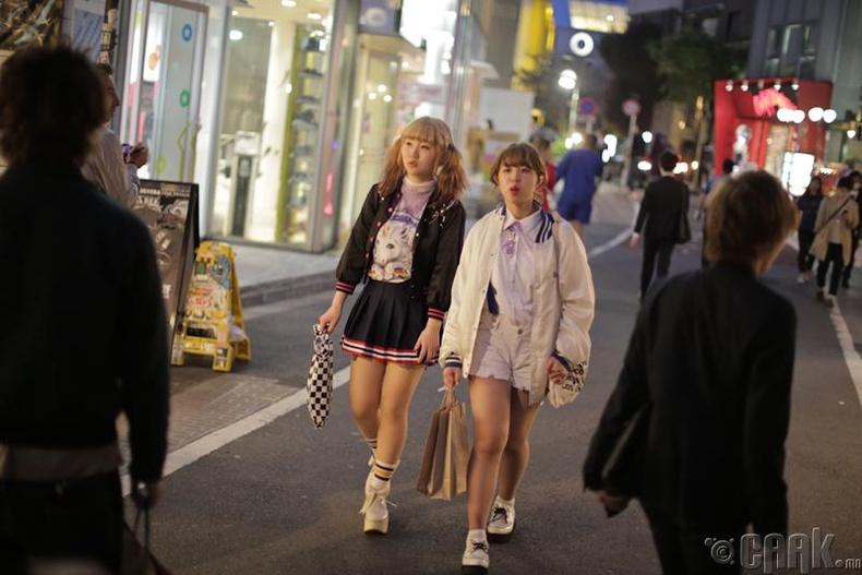 Японы Токио хот