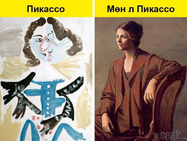 XIX–XX зууны үеийн зурагчид муу зурдаг байсан уу?