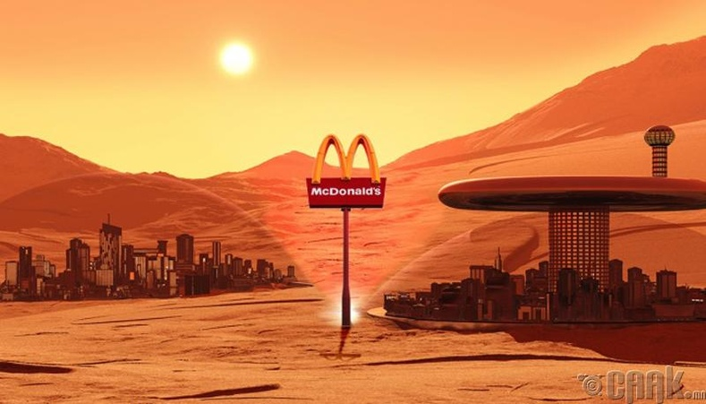 Ангарагт хүмүүс амьдарч эхэлнэ - 2050 он