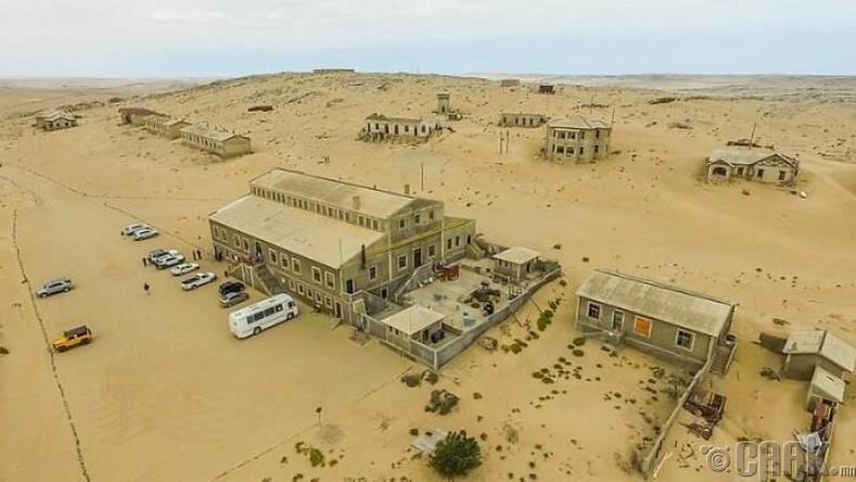 Колманскоп, Намиб