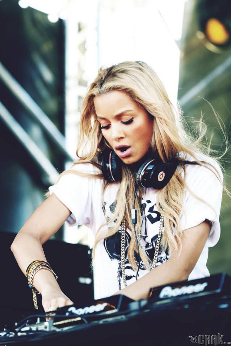 Австралийн DJ Хавана Браун (Havana Brown)