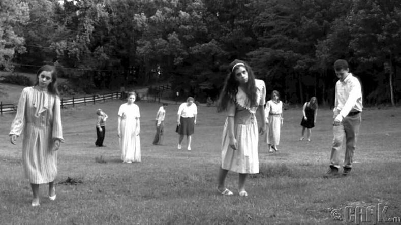 """Night of the Living Dead"" 1968 он, АНУ"