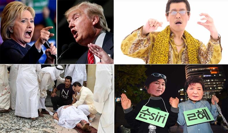 Өнгөрсөн сард Дэлхий нийтийг цочироосон 10 үйл явдал