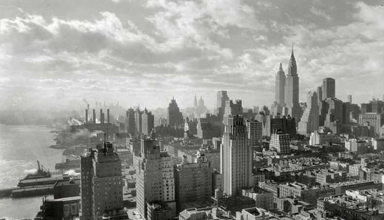 Америкийн тэнгэр баганатсан барилгууд хэрхэн баригдсан бэ?
