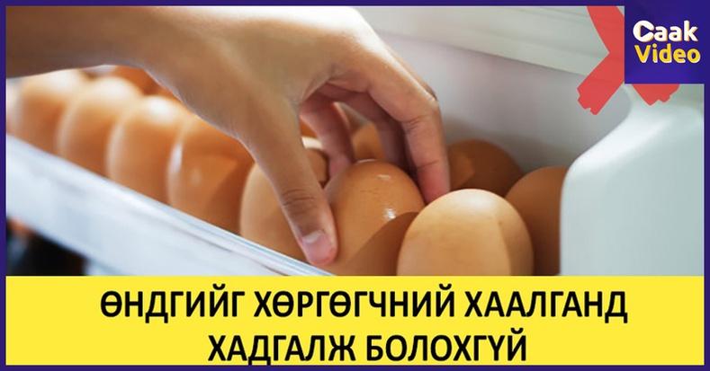 Өндөгний талаар таны заавал мэдэх ёстой 16 зүйл