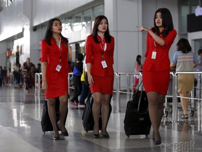 """AirAsia"", Малайз"