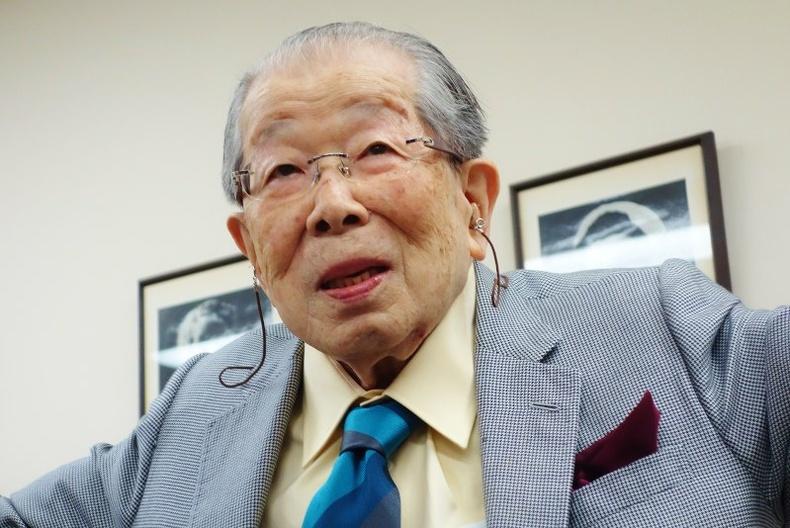 104 настай Япон докторын өгсөн урт наслах нууц