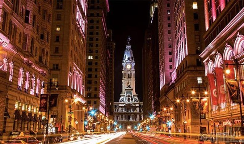 Филадельфи (Philadelphia) хот, АНУ