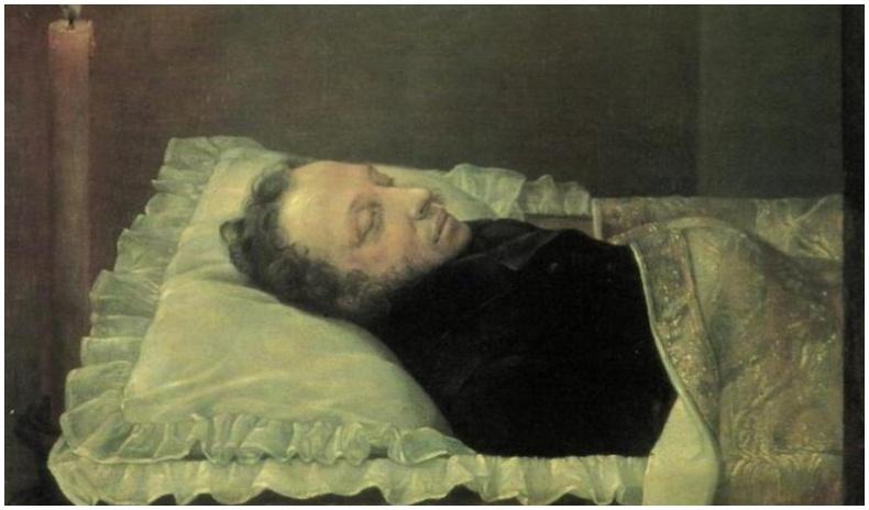 Нэрт зохиолч Пушкин амьд үлдэх боломжтой байсан уу?