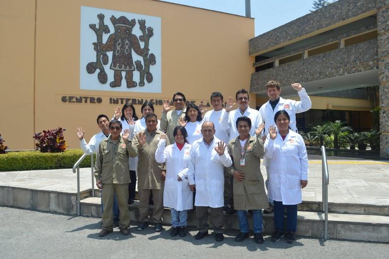 """Перу улсад төмс судалдаг """"Олон улсын төмсний төв"""" гэдэг байгууллага бий"""