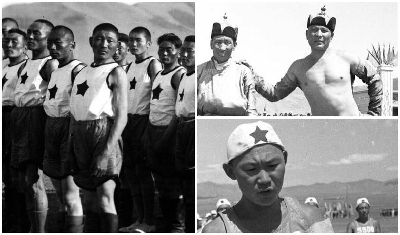 """""""Монгол наадам 70 жилийн өмнө..."""" - Ардын хувьсгалын 30 жилийн ойн үеэр дарсан сонирхолтой зургууд"""