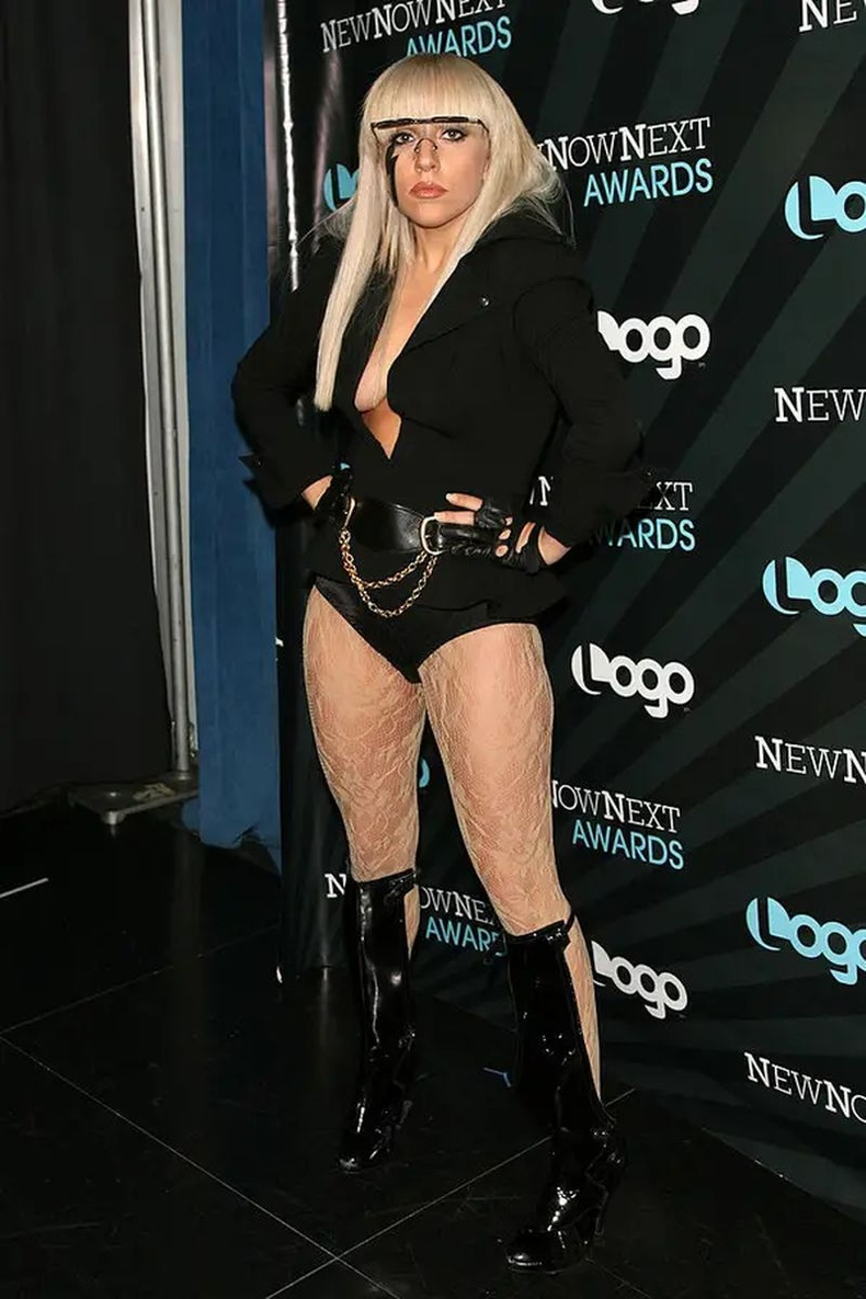 Лэйди Гага 21-тэйдээ