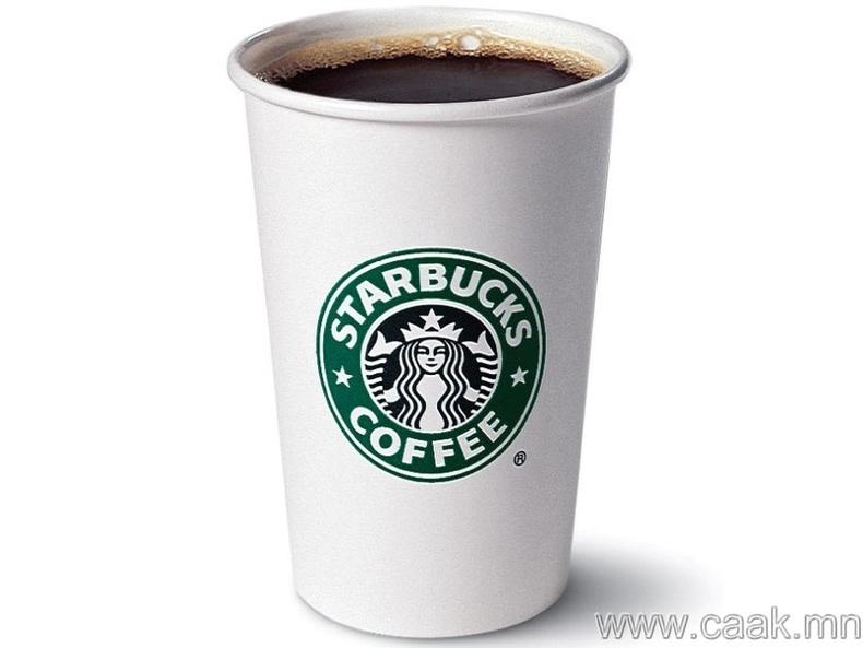 Starbucks-ын эсрэг Мэтью Кор