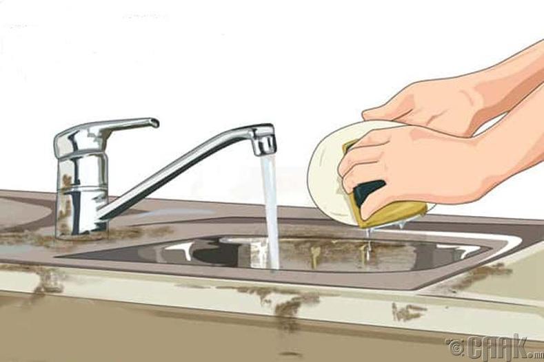 Бохир заваан угаалтуур, аяга угаагч машиныг хэрэглэдэг