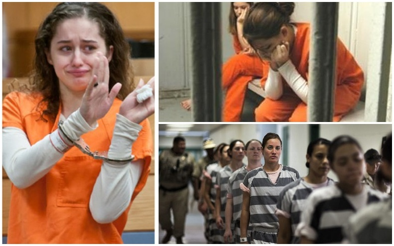 Эмэгтэйчүүдийн шоронд болдог аймшигтай зүйлс