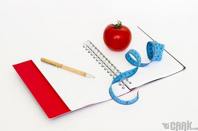 Тэмдэглэл бич