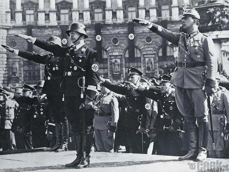 Нацист Герман
