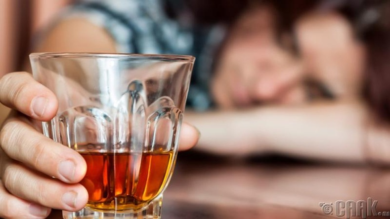 Хэт их согтууруулах ундаа хэрэглэх