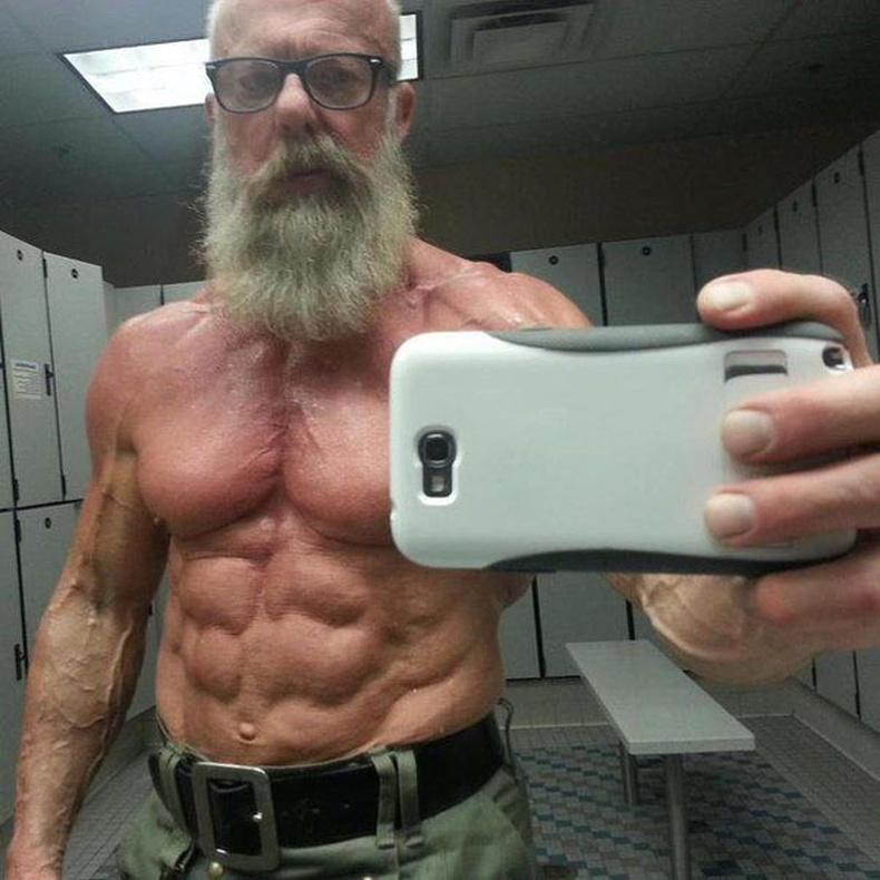 60 настай боди-өвөө