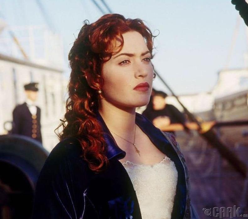 "Кейт Уинслет (Kate Winslet) - ""The Titanic"""