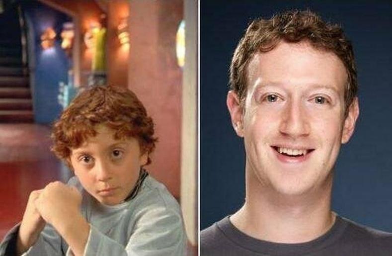 Тагнуулч хүүхэд фейсбүүкийг байгуулсан шүү.