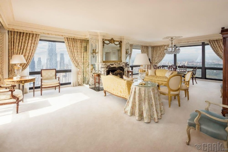 """Trump Tower Penthouse"" - Нью-Йорк"
