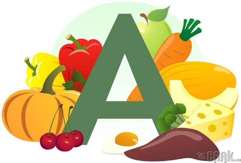 """""""А"""" витамин"""