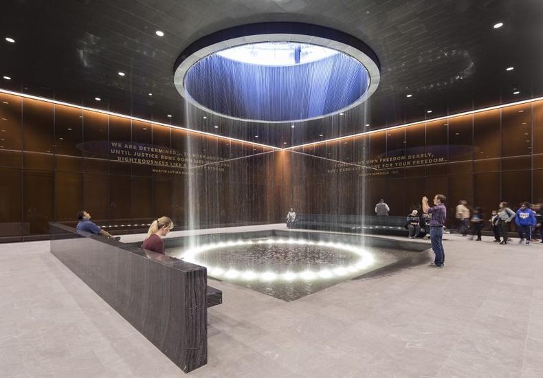 """""""Smithsonian"""" үндэсний музей дахь усан оргилуур - Вашингтон КД, АНУ"""