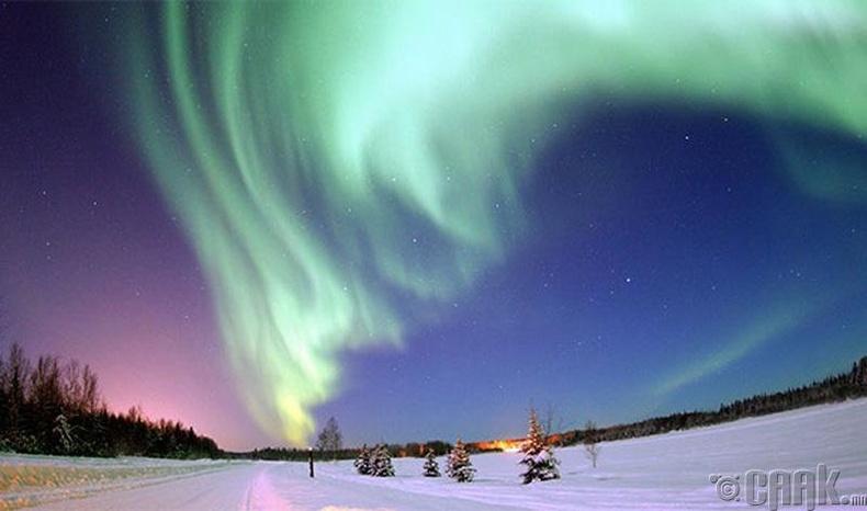 Аляска (Alaska) муж, АНУ