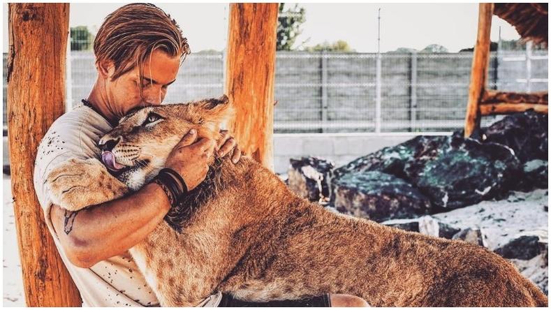 Зэрлэг ан амьтдын төлөө амьдралаа зориулж буй Швейцар залуугийн түүх