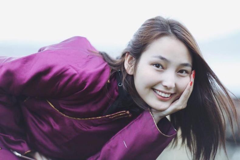 Монголын үзэсгэлэнт охид (60 фото) №154