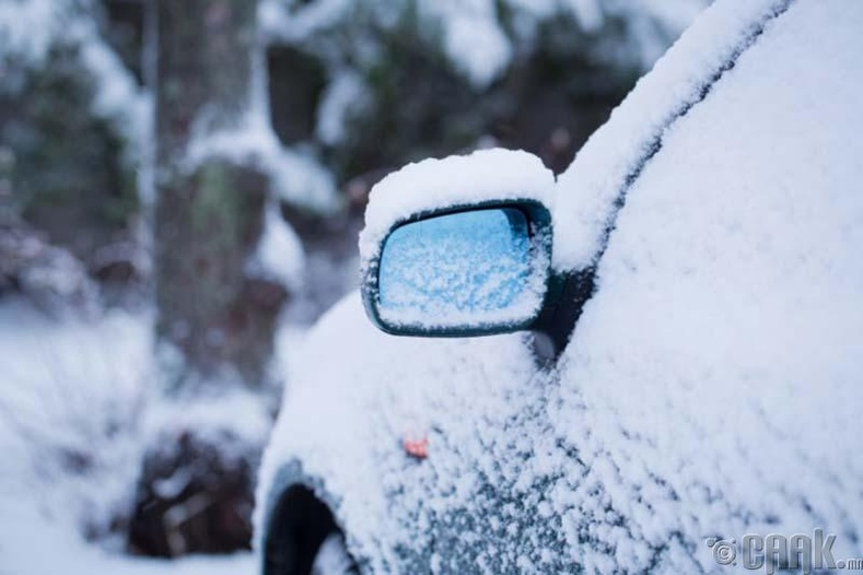 Хүйтэнд машинаа асаах аргууд