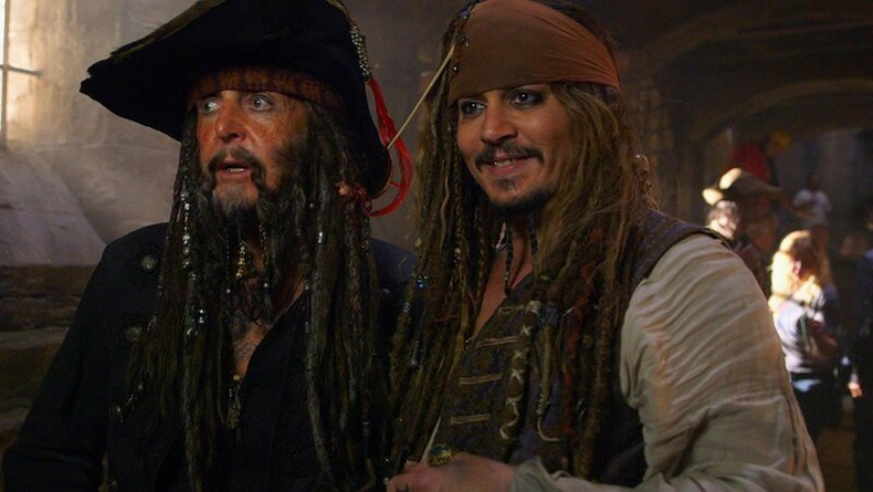 "Паул Маккартни (Paul McCartney) - ""Pirates of the Caribbean: Dead Men Tell No Tales"""