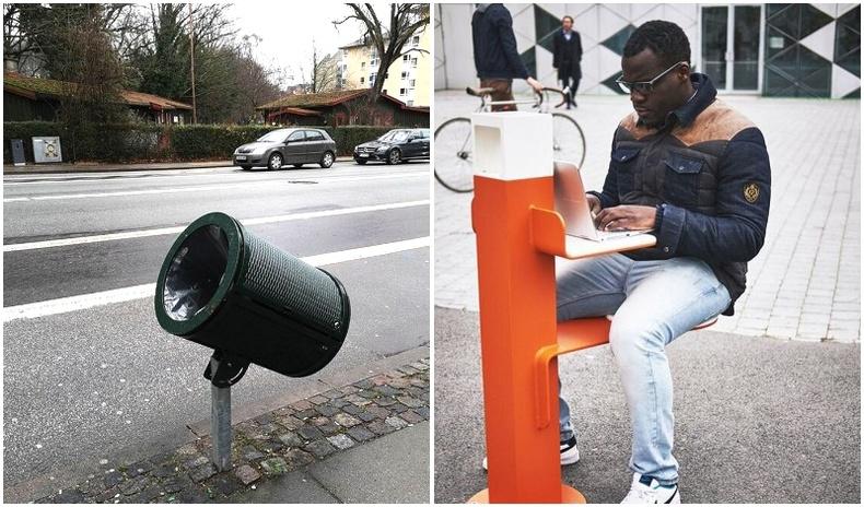 """""""Иргэнээ боддог"""" хотуудад хэрэгжүүлсэн бүтээлч санаанууд (30 фото)"""